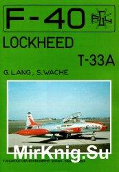 Lokheed T-33A
