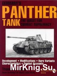 Germanys Panther Tank: The Quest for Combat Supremacy