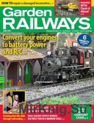Garden Railways 2016-06
