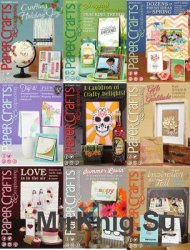 Paper Crafts & Scrapbooking No.1-4, 6-12 2014