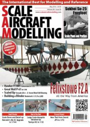 Scale Aircraft Modelling 2016-05