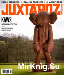 Juxtapoz Art & Culture Magazine May 2016