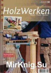 HolzWerken №58 - Mai/Juni 2016