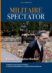 Militaire Spectator №4 2016