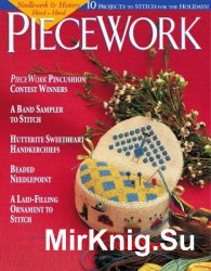 PieceWork July / August 2000