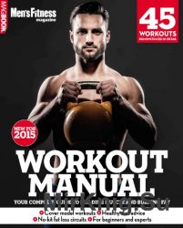 Men's Fitness Workout Manual 2015