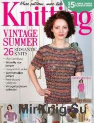 Knitting Magazine №8 June 2014