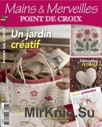 Mains & Merveilles Point de Croix №113, 2016