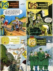 PS Magazine - The Preventive Maintenance Monthly №28-39 1955