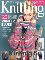 Knitting Magazine - January 2014
