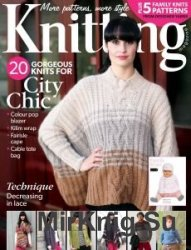 Knitting Magazine - November 2013