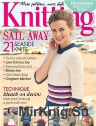 Knitting Magazine №8 August 2014