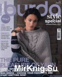 Knitting Burda - Style Special - Autumn/Winter 2013