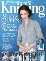 Knitting - December 2012