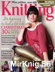 Knitting - December 2014
