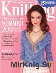 Knitting Magazine №7 July 2014