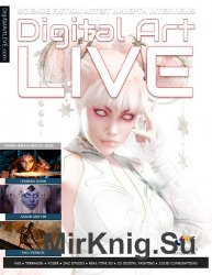 Digital Art Live Issue 7 April 2016
