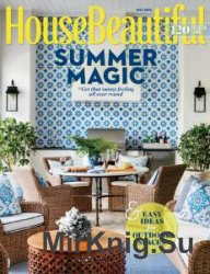 House Beautiful - May 2016 (USA)