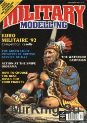 Military Modelling Vol.22 No.12 1992