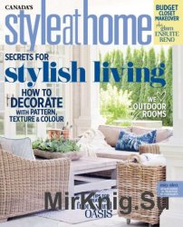 Style at Home - June 2016 (Canada)