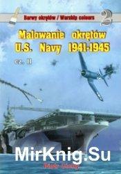 Warships Colours 02 - Malowanie okretow US Navy 1941-1945 cz.2