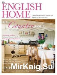 The English Home - June 2016