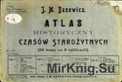 Atlas historyczny czasów starożytnych