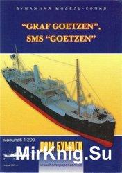 Graf Goetzen, SMS Goetzen [Дом бумаги 2011/03]