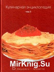 Кулинарная энциклопедия. Том 3