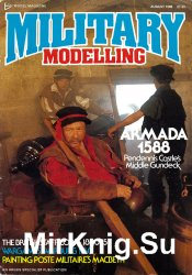 Military Modelling Vol.18 No.08 1988