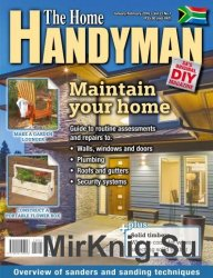 The Home Handyman - 01, 2016