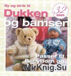 Sy og Strik til Dukken og bamsen