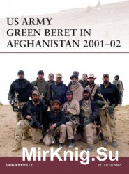 US Army Green Beret in Afghanistan 2001-2002 (Osprey Warrior 179)