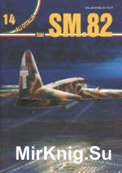 Ali d'Italia 14 - SIAI SM-82