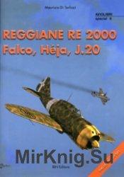Aviolibri special 6 Reggiane Re.2000 Falco