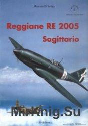 Aviolibri 4 Reggiane Re.2005 Sagittario