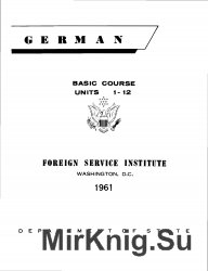 FSI German Basic Course Units 1-12