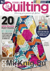 Love Patchwork & Quilting №34 2016