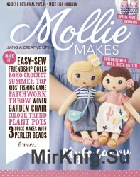 Mollie Makes – Issue 66 2016