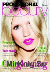 Professional Beauty May 2016