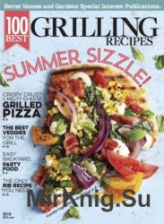 BH&G 100 Best Grilling Recipes