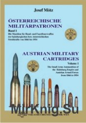 Austrian Military Cartridges vol.1