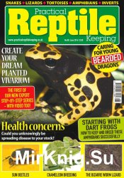 Practical Reptile Keeping June 2016