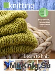 Love of Knitting eBook No.1 - Learn ti knit