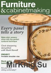 Furniture & Cabinetmaking № 242, 2016