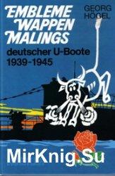 Embleme Wappen Malings deutscher U-boote 1939-45