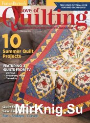 Love of Quilting – May-June 2016