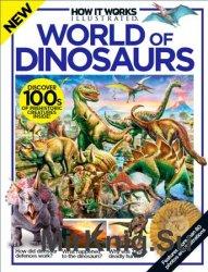 Нow It Works Illustrated - World of Dinosaurs / Как это работает - Мир дино ...