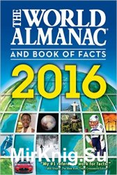 The World Almanac and Book of Facts 2016