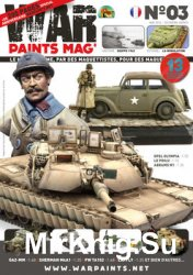 War Paints Magazine №03